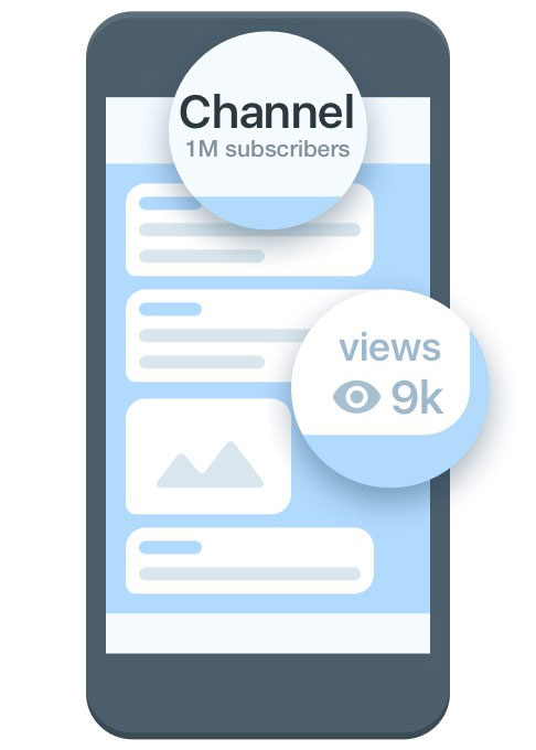 Keunggulan Telegram - Channel