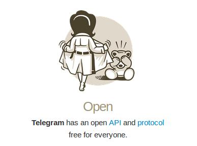 Telegram open source