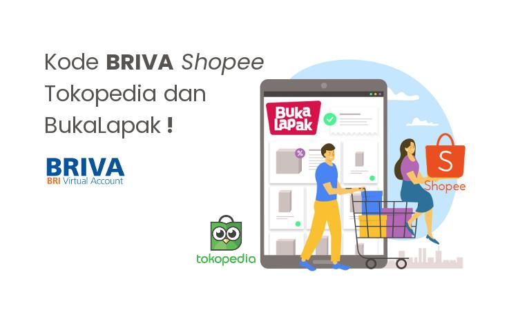 Kode Briva Shopee Tokopedia Dan Bukalapak Kenali Cirinya